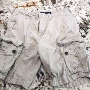 AE Size 28 Cargo Shorts